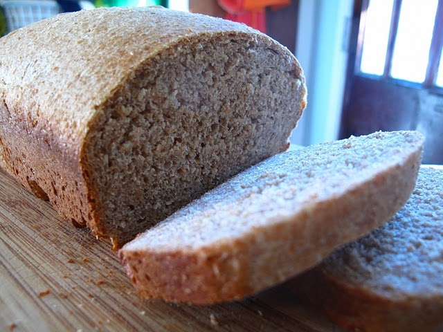 Super Easy Whole Wheat Bread | RECIPES-BREADS | Pinterest