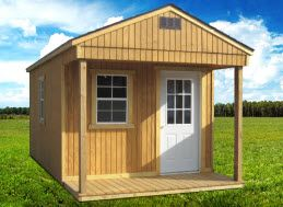 Storage Sheds sizes and prices