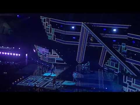 The Vamps - Personal ( Premios Telehit 2017 )