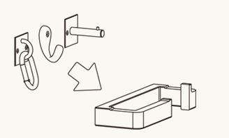 ViK:  用途を限定しないデザイン  ViKは「傘掛け」や「リードフック」のように使い方を限定した単一機能のプロダクトではなく、使い手の工夫や知恵が加わることによって、様々な使い方に発展していく生活に根差した道具としてデザインされました。
