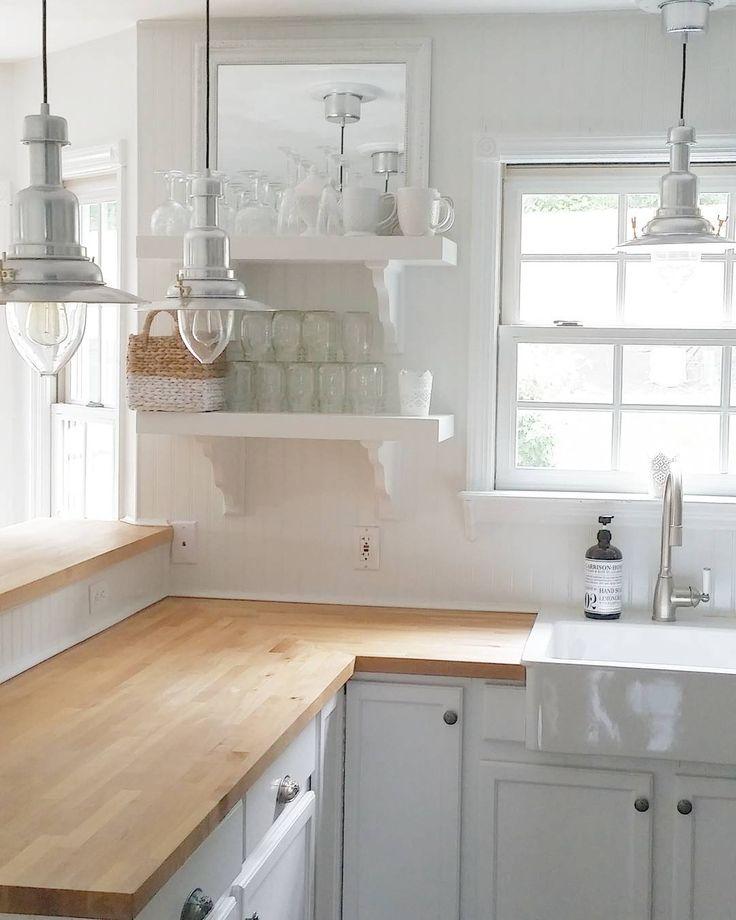 Kitchen Countertops Wood And Butcher Block: Best 25+ Butcher Block Countertops Ideas On Pinterest