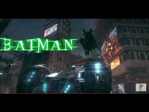 Batman Arkham  #games
