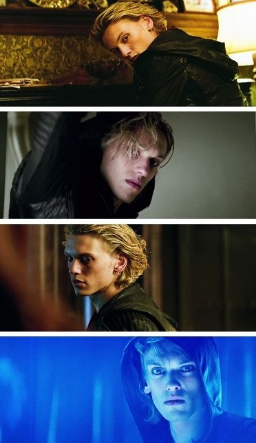 Jace + look. <---- Haha! This is what it said when I repined it. Good Enough.