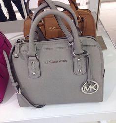 Grey & brown Michael Kors bags