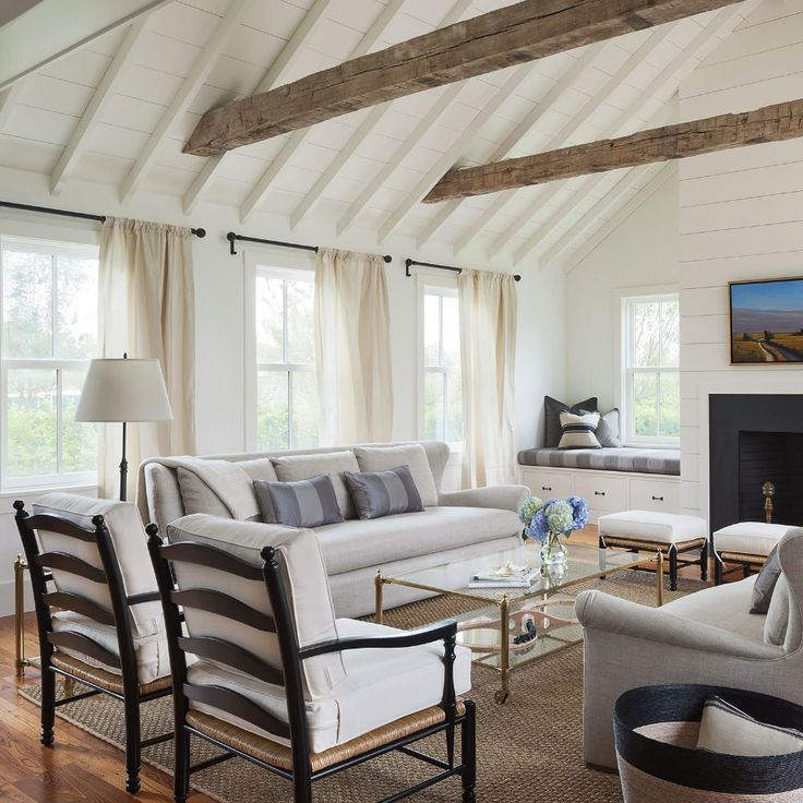 25 best ideas about shiplap cladding on pinterest for Images of rooms with shiplap