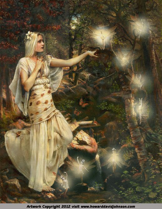 207 best images about Artist: Howard David Johnson on ...