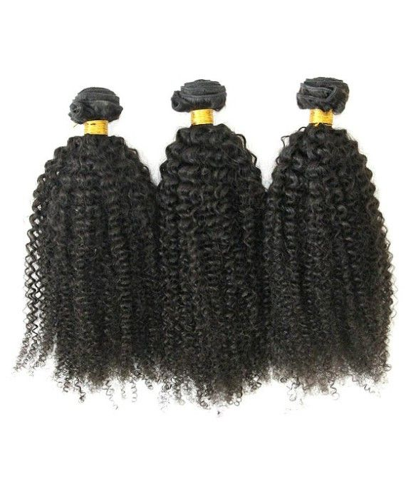 A Natural Look with a Kinky Hairstyle! The best way to have a natural, protective hairstyle without all the hassle! The Kinky Curly extensions are the perfect solution to achieve the natural look. Whe