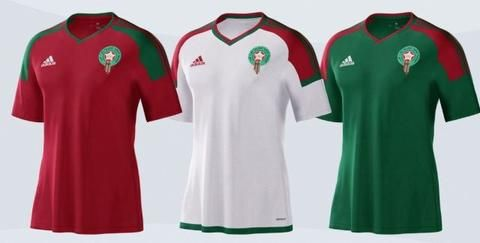 adidas maroc maillot acheter