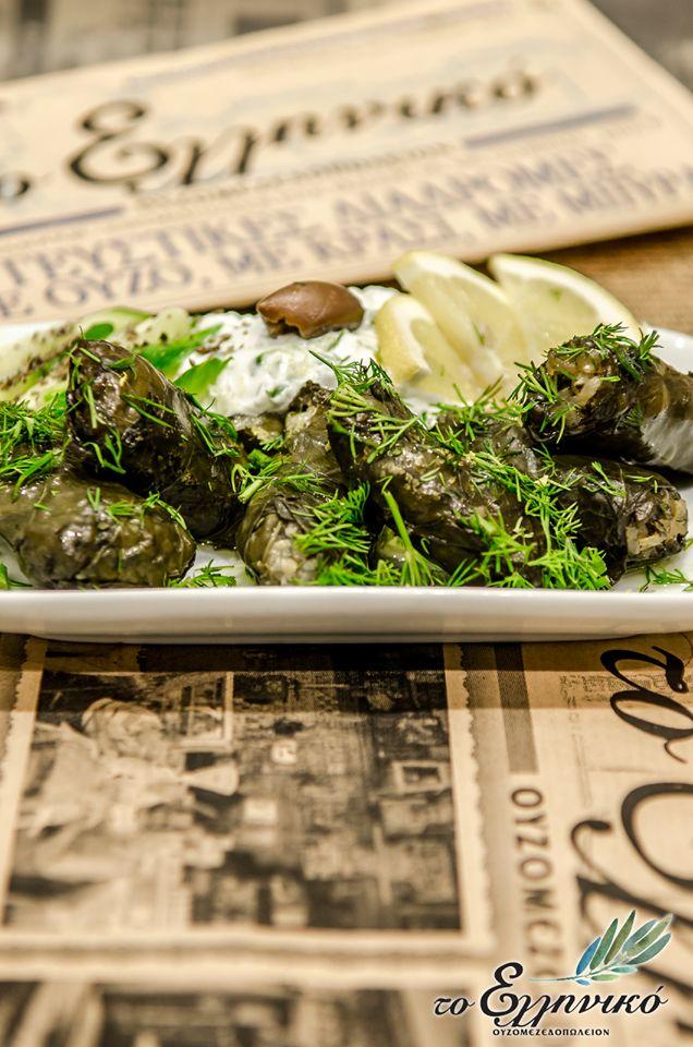 Συνταγή της γιαγιάς, γεύση απερίγραπτη!!! 😋👵❤️  ➡️Θεσσαλονίκη ΣΤΡΑΤΗΓΟΥ ΚΑΛΛΑΡΗ 9  ☎️ 2310250210 ➡️Γλυφάδα ΛΑΖΑΡΑΚΗ 28  ☎️ 2108941471  #τοελληνικό #ουζομεζεδοπωλείον #Θεσσαλονίκη #Γλυφάδα