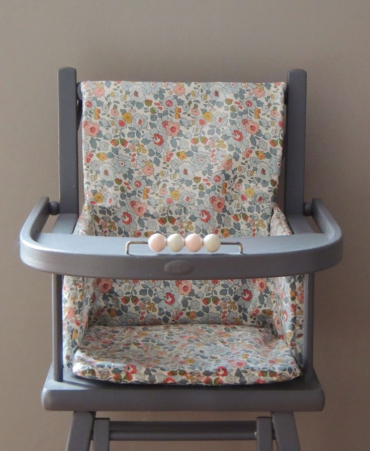 1000 id es sur le th me chaises hautes sur pinterest for Coussin de chaise haute