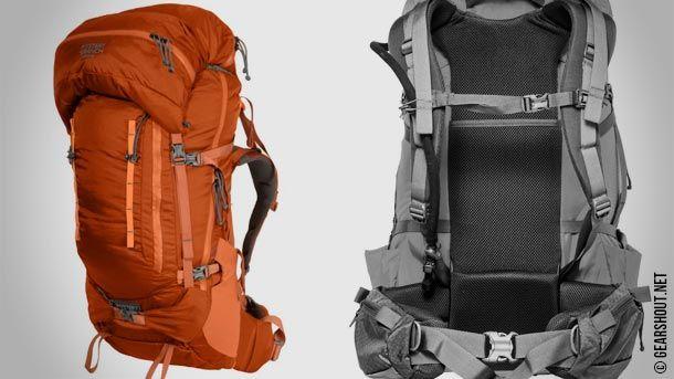 Mystery Ranch анонсировала на 2017 год новый походный рюкзак Stein 62