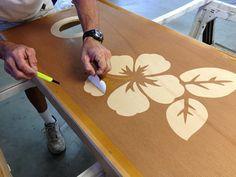 DIY Cornhole Boards, Part 2: Reverse Stain — Central Coast Painting Contractor Advance Painting Serving San Luis Obispo, Arroyo Grande, Orcutt, Five Cities