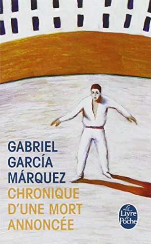 Amazon.fr - Chronique d'une mort annoncée - Gabriel Garcia Marquez, Claude Couffon - Livres