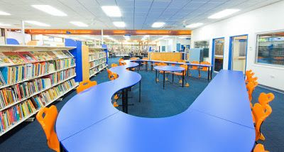 The Technology Effect – Changing Needs of #School #Furniture