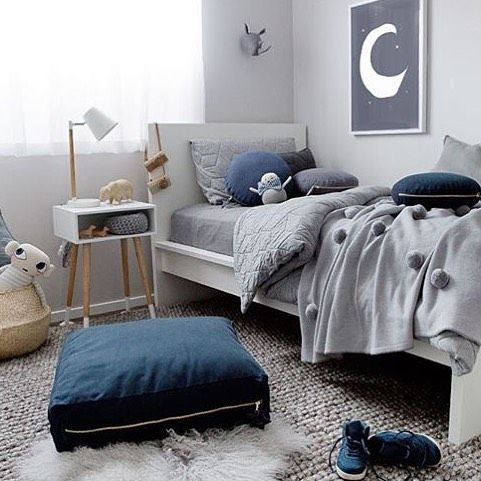 Serious inspo for my little guys big boy room! /melplambeck/ via @littleconnoisseur