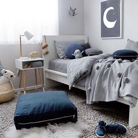 Serious inspo for my little guys big boy room! /melplambeck/ via @littleconnoisseur