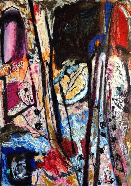 Another Morning Shaking Us | lisa morgan art