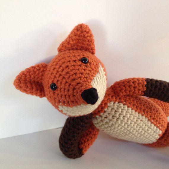 Amigurumi Fox : Best images about amigurumi raposa on pinterest