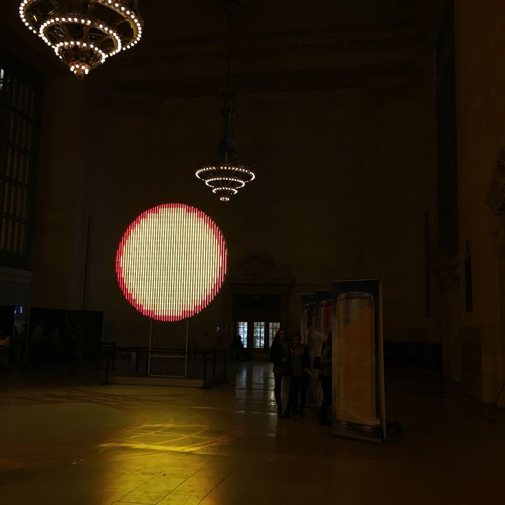 Grand central activation