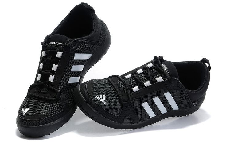 Wholesale price Adidas Daroga Two 11 CC Mesh Men Sports Shoes in Black White, for sale