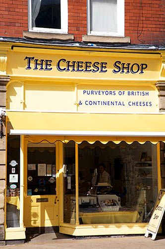 The Cheese Shop Morpeth Northumberland England, via Flickr.