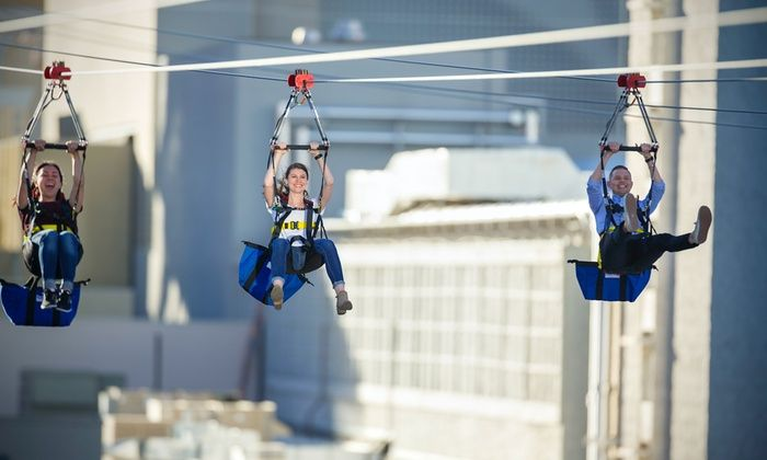 Fly Linq With Images Ziplining Las Vegas Vegas