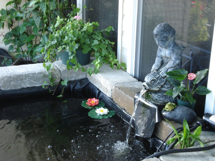 67 best koi pond ideas images on pinterest garden for Decorative pond fish crossword