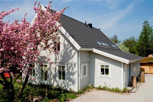Zweedse woning zweedse woningen pinterest for Zweedse woning bouwen