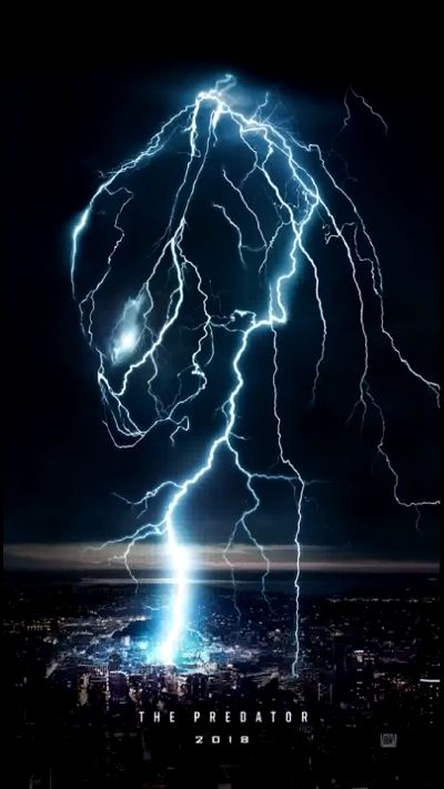 The Predator (Predator 4) Movie