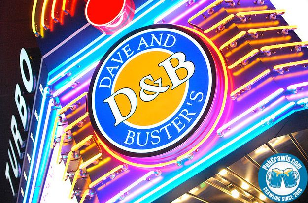 Dave and Busters PennLanding Philadelphia - Dave and Busters ...