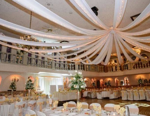 What Do You Think About Our Palace Room We Have Designed It To Showcase An Old World Charm With Hig Wedding Highlights Vintage Chandelier Wedding Decorations
