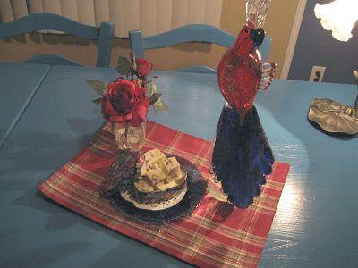 Marie est dans son assiette!: Fudge au chocolat blanc confettis (au micro-ondes)