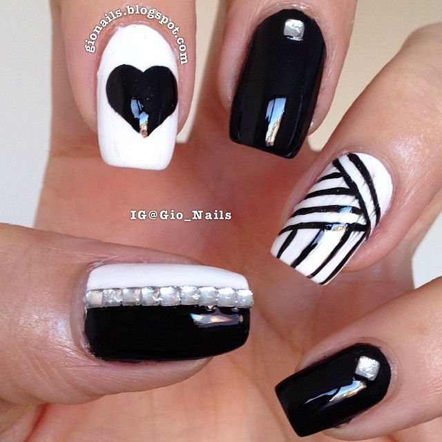 Instagram photo by gio_nails  #nail #nails #nailart