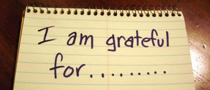 Daily Gratitude and why its beneficial