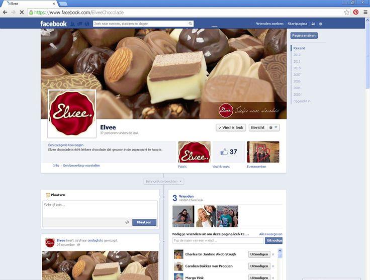 Kijk eens op onze facebookpagina! https://nl-nl.facebook.com/ElveeChocolade