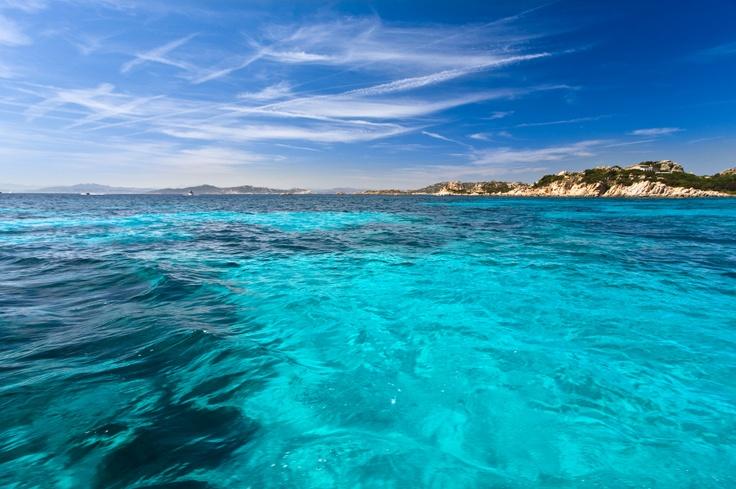 Crystalline water in La Maddalena