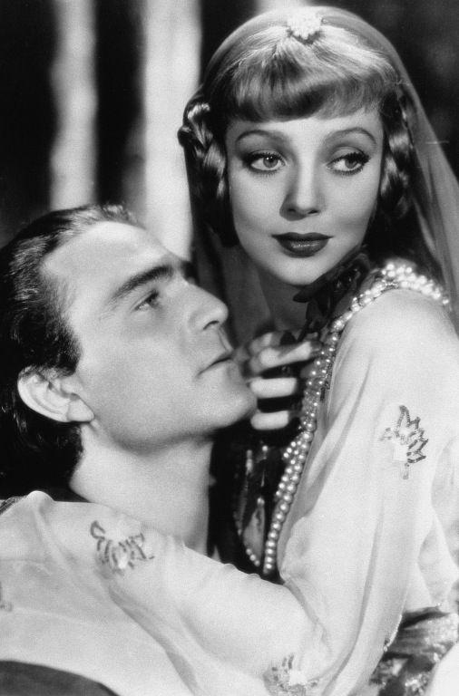 henry wilcoxon & loretta young - the crusades