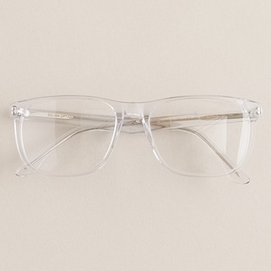 22 best Clear Frame Glasses images on Pinterest   Glasses, Eye ...