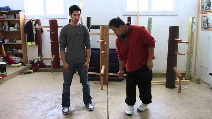 Learn Wing Chun: S1 EP2 - THE POWERFUL PUNCH