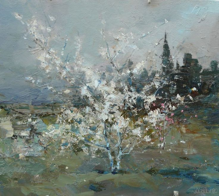 Цветущий сад - Бобров Александр