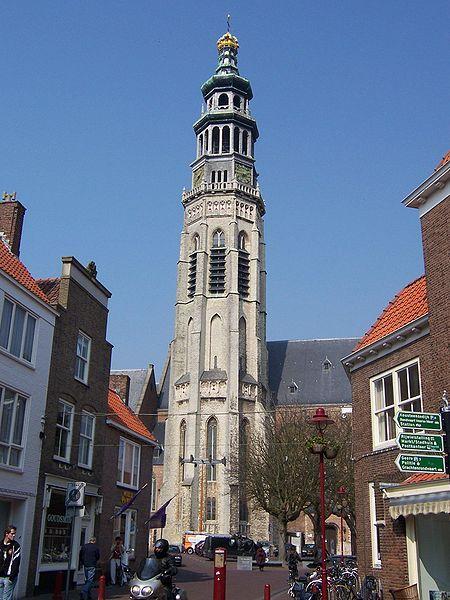 Lange Jan Middelburg, Zeeland, Netherlands NL