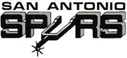 San Antonio Spurs logo 1973-76