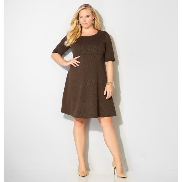 brown dresses plus size - gaussianblur