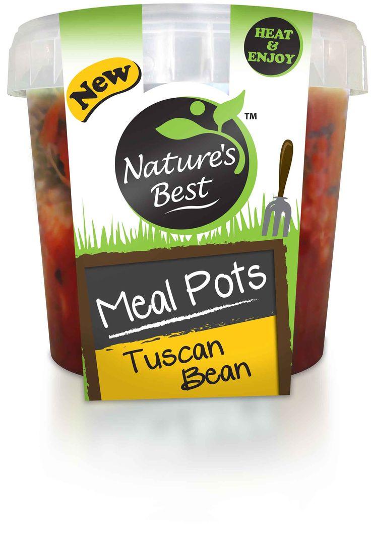 Nature's Best Meal Pots designed by Mesh Design, Dublin. www.meshdesign.ie