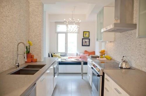 Opens Up The Space | HOME DECOR Kitchen | Pinterest | Gray Quartz  Countertops, Quartz Countertops And Kitu2026