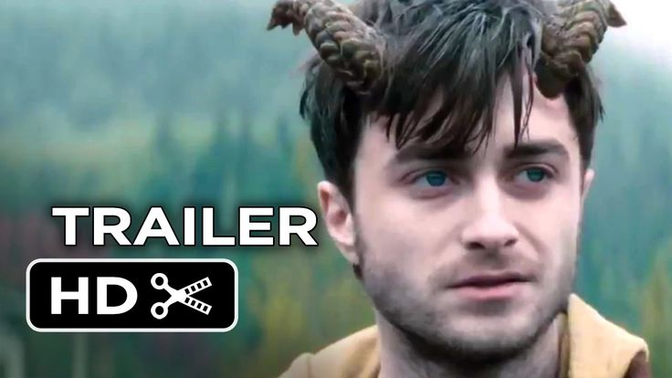 "Daniel Radcliffe gets ""Horny"" in the 1st Trailer for 'Horns'."