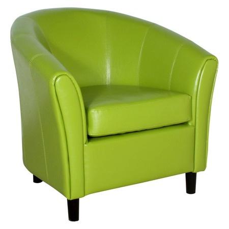 pop of lovely green