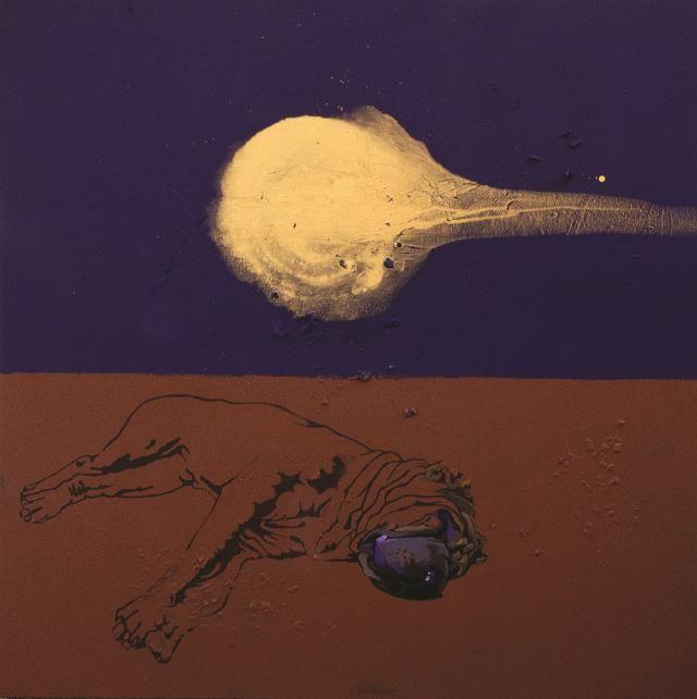'moonlight' by Joni Kraja http://www.celesteprize.com/artwork/ido:286112/