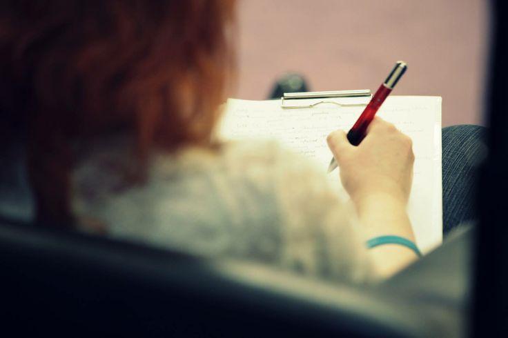 Każde spotkanie obfituje w ogromną ilość wniosków, przemyśleń i pomysłów. Długopis pali się w rękach!
