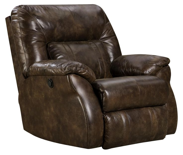 Cosmo Power Lay Flat Recliner By Southern Motion